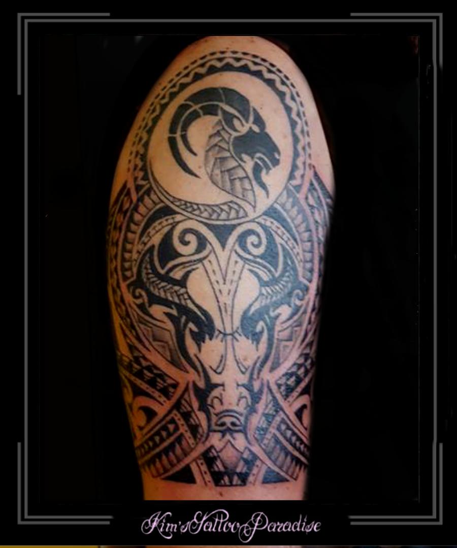 Maori Kims Tattoo Paradise