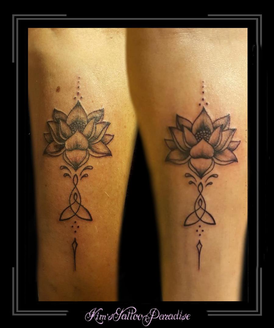 Wonderbaar moeder   Kim's Tattoo Paradise HY-12