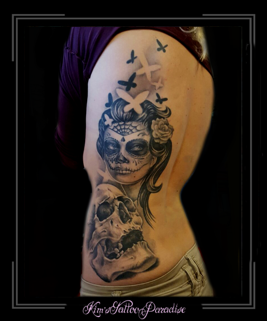 Tattoo Kims Tattoo Paradise