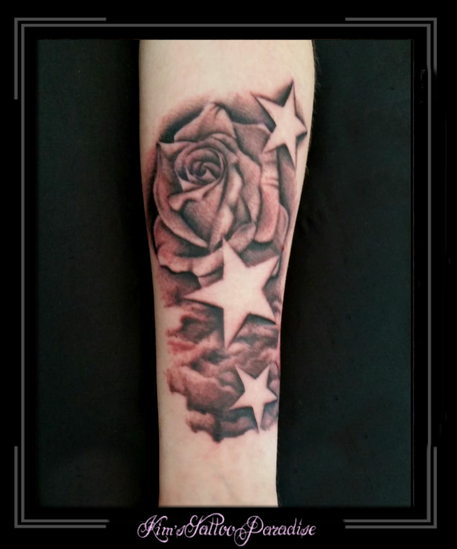 Sterren Kims Tattoo Paradise Page 3