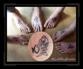 groeps tattoo