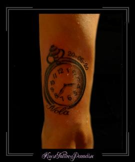 klok,zakhorloge,datum,naam,namen,bovenarm,