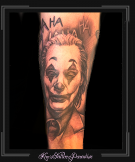 the-jokeronderarm
