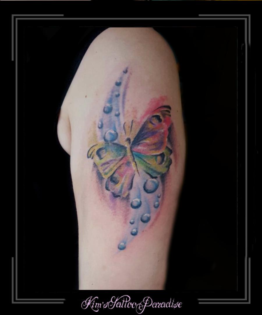 3d Vlinder Zoekresultaten Kims Tattoo Paradise Page 6